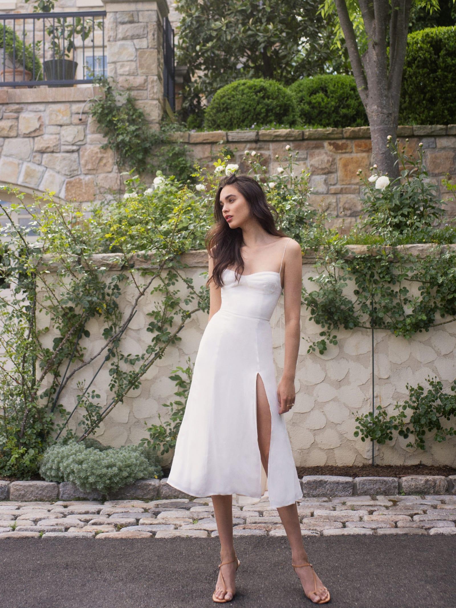 Juliette Dress   Reformation