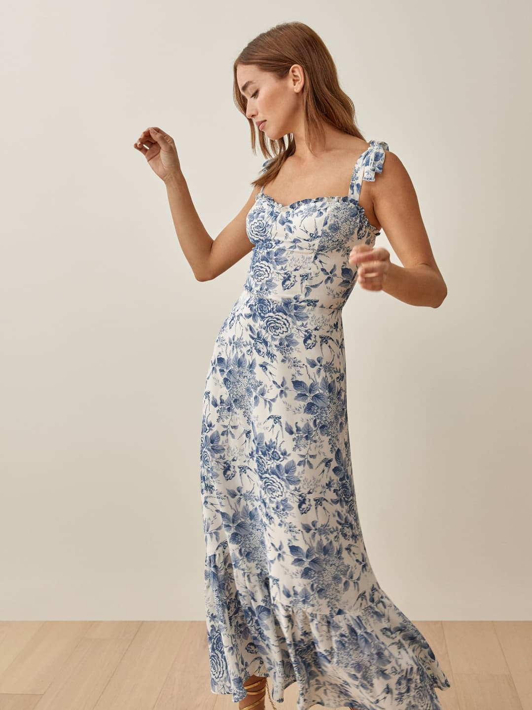 Pompadour Nikita Dress