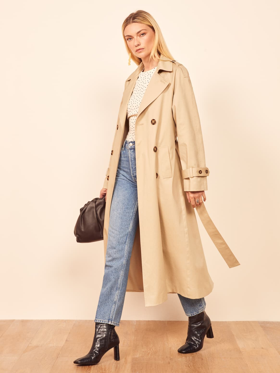 Holland Trench | Reformation