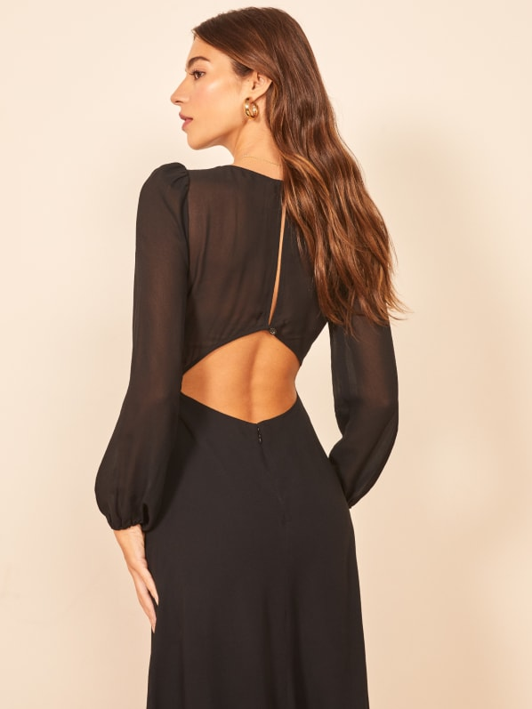 Black Joy Dress