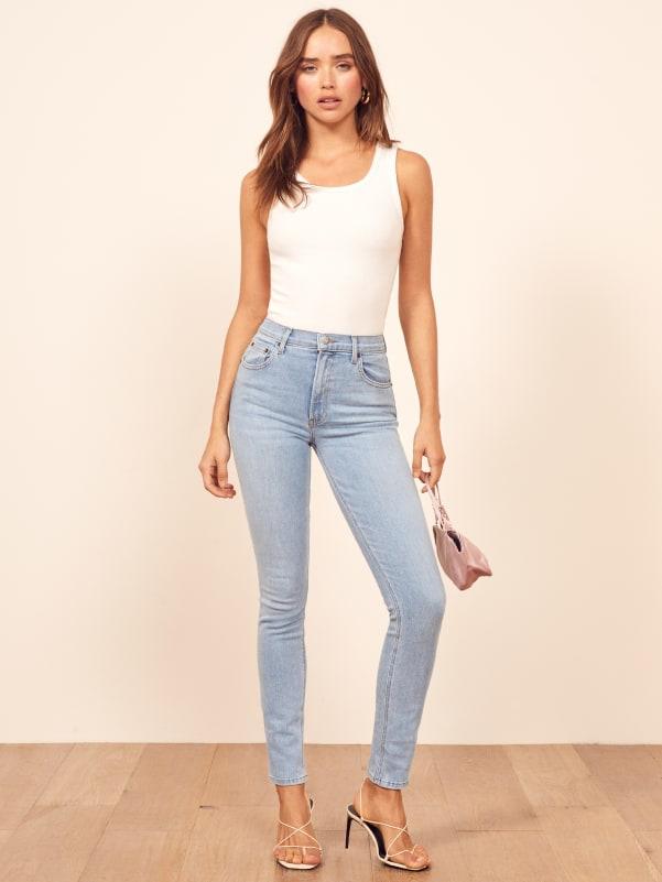 Amalfi Harper High Rise Skinny Jeans