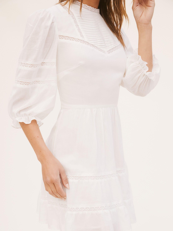 리포메이션 원피스 Reformation Miley Dress,Ivory