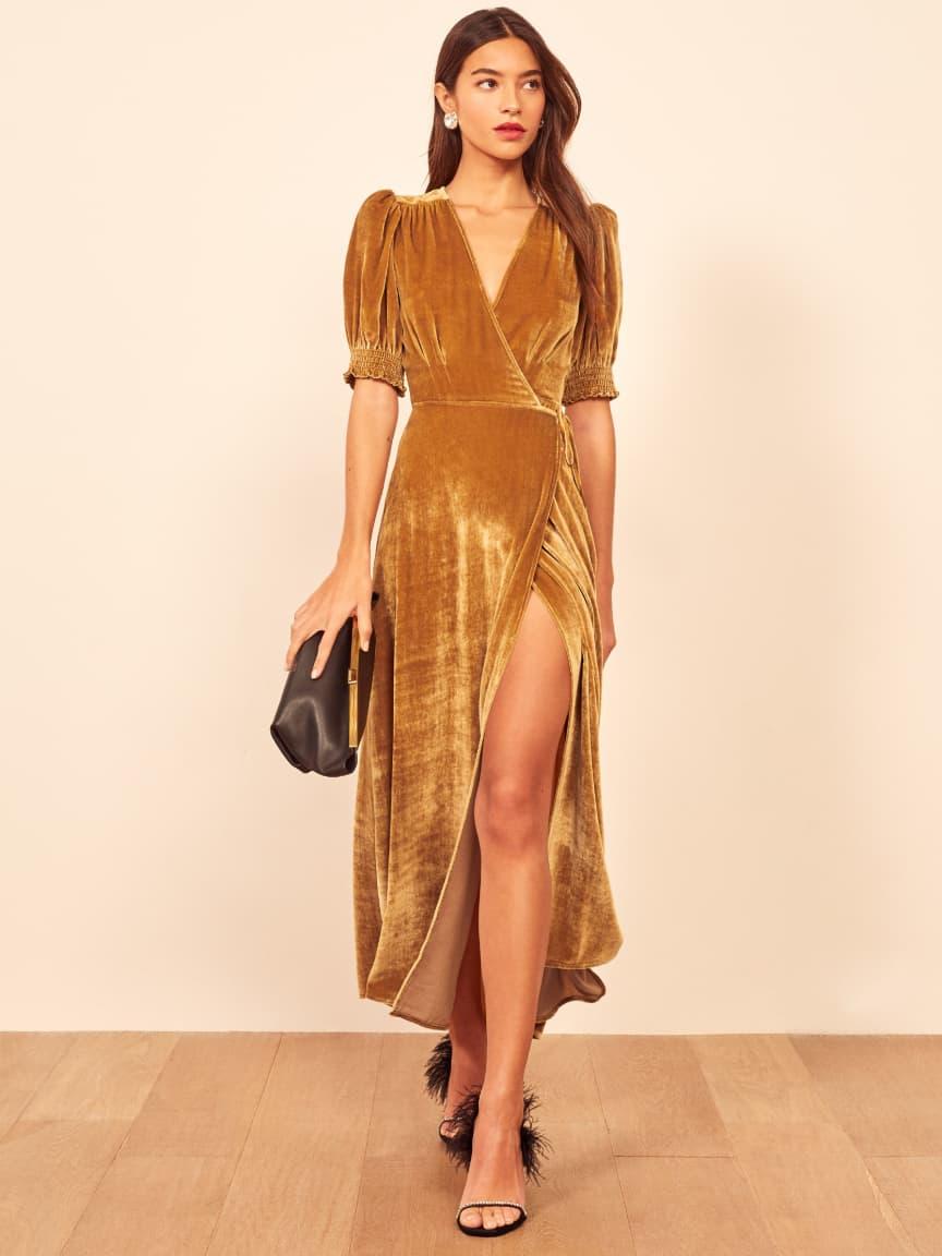 Peonie Dress Reformation