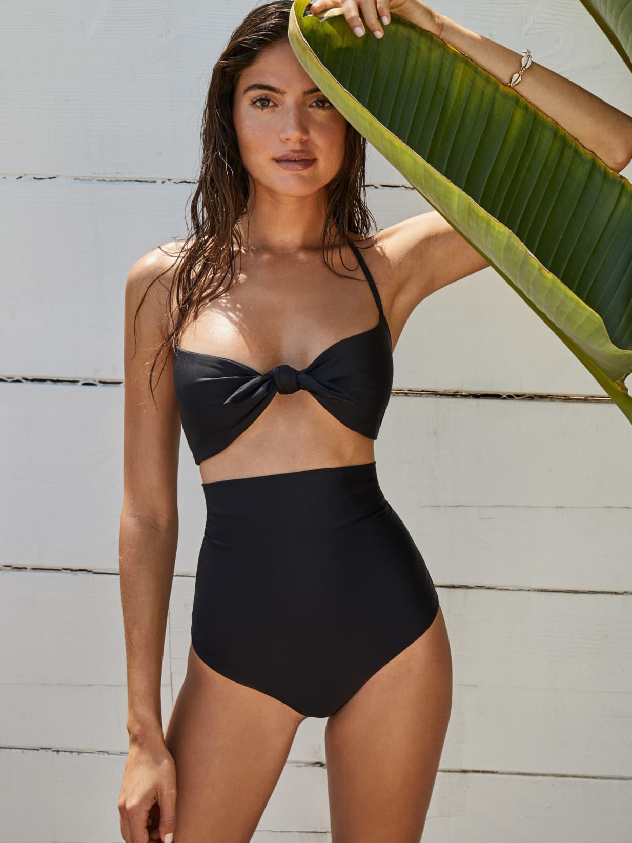 Black Havana Bikini Bottom