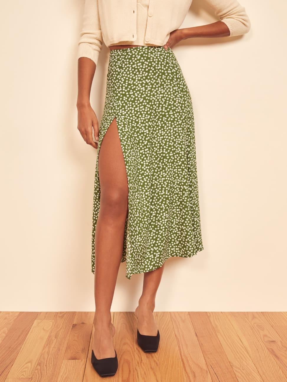 The Raiment Midi Skirt